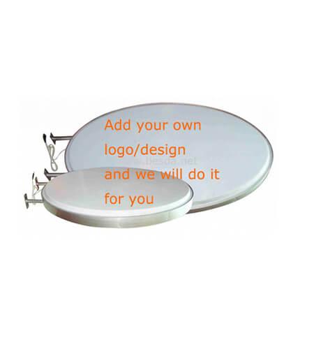 LED Vacuum Forming Light Box Oval Shape LVF-7 2