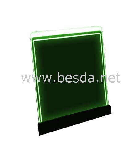 LED writing board 440x430mm,