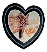 LED Acrylic light box heart shape CD-8