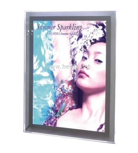 LED Acrylic Crystal light box CD-10 3