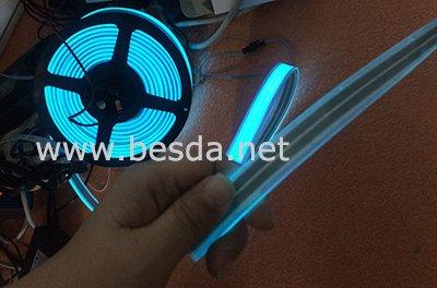 EL tape waterproof, width & length can be customized