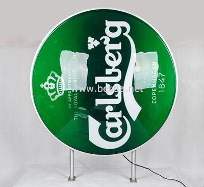 LED Vacuum Forming Light Box Round Shape