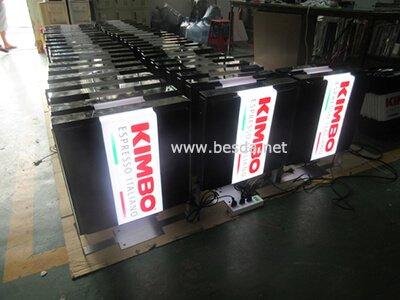 Aluminium Frame Vacuum Forming Light Box